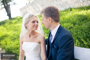 fotballfrue bryllupsfotograf