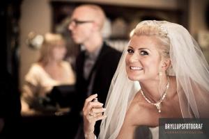 fotograf århus bryllup
