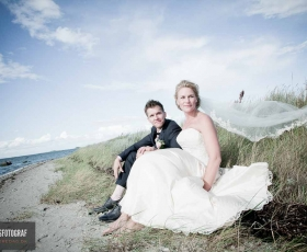 billig bryllupsfotograf hillerød