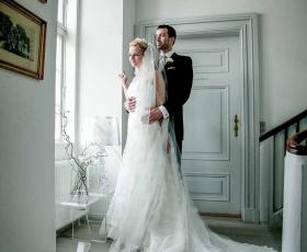 bryllupsfotograf pris herning