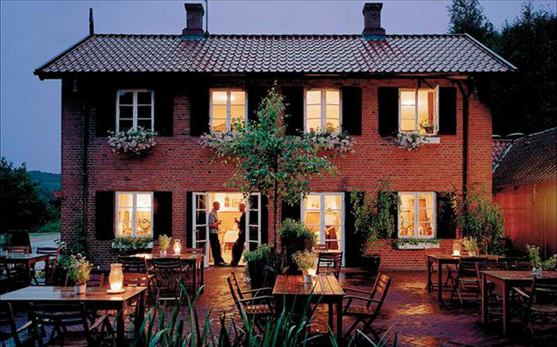 bryllup på Niels Bugges Hotel-og-kro