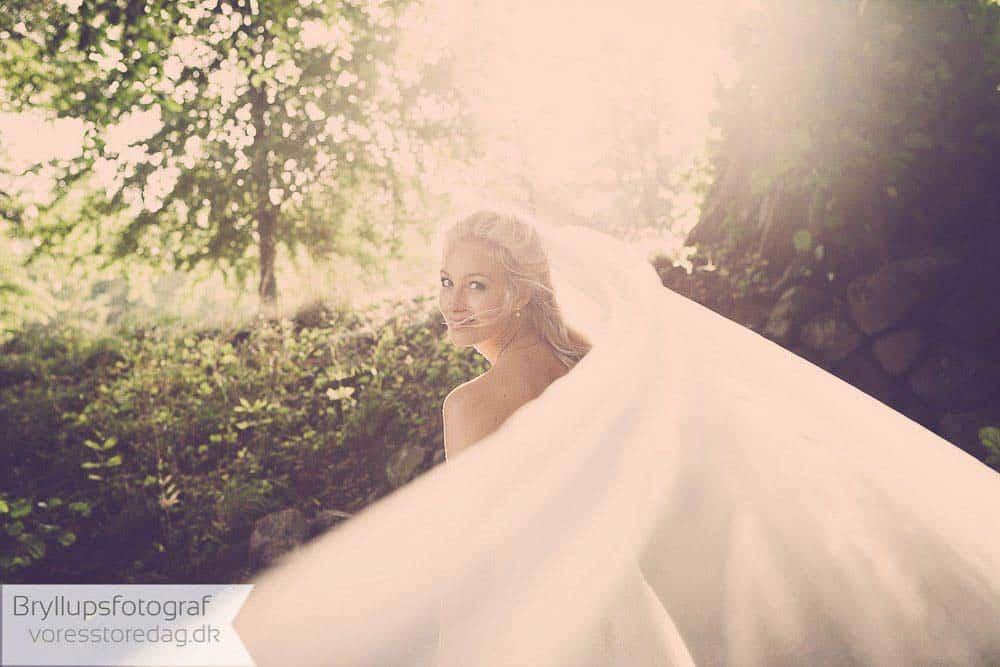 Tyrstrup kro bryllups foto