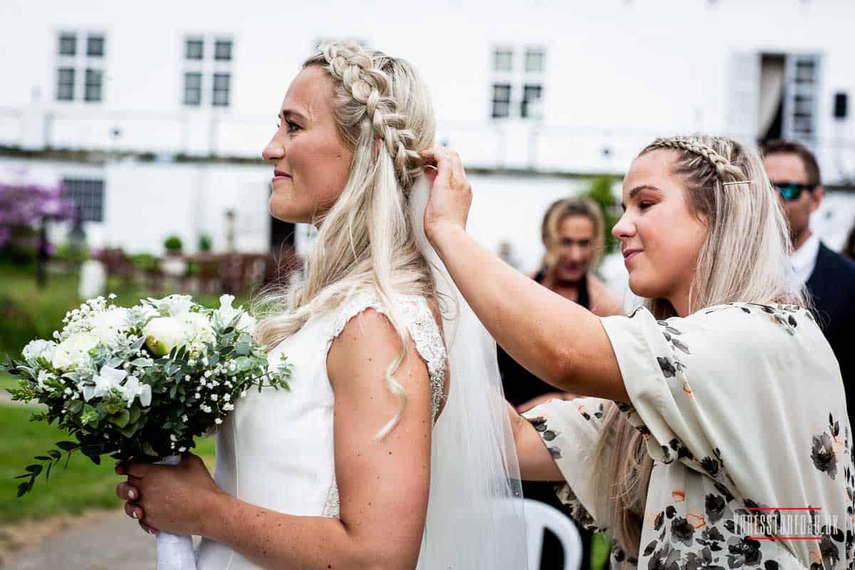 Vrå Slotshotel bryllup | Bryllupsbilleder, Bryllup og Fotografer