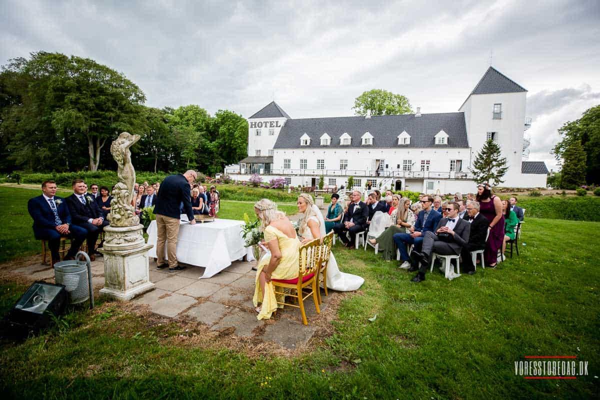 Slotte og herregårde i Nordjylland - De oprindelige godsejere