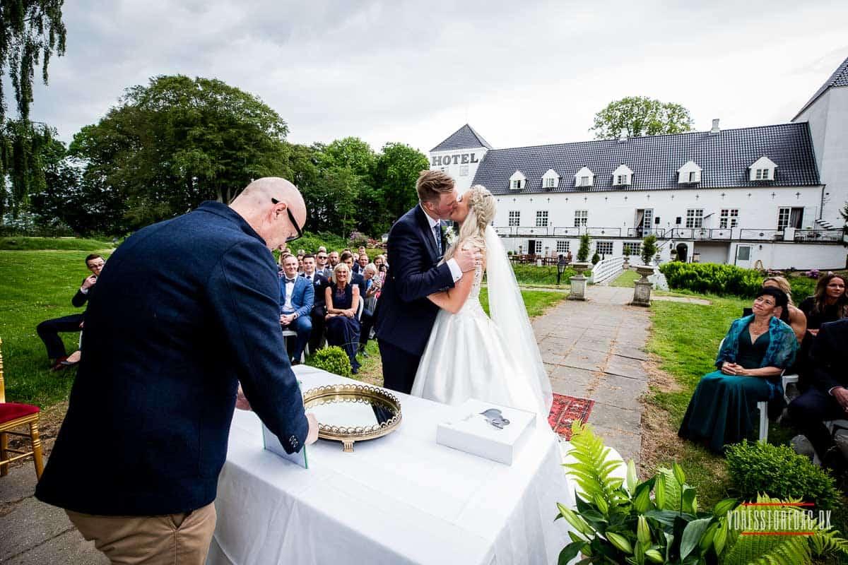 Vil du holde bryllup på slot? | Danske slotte og herregårde