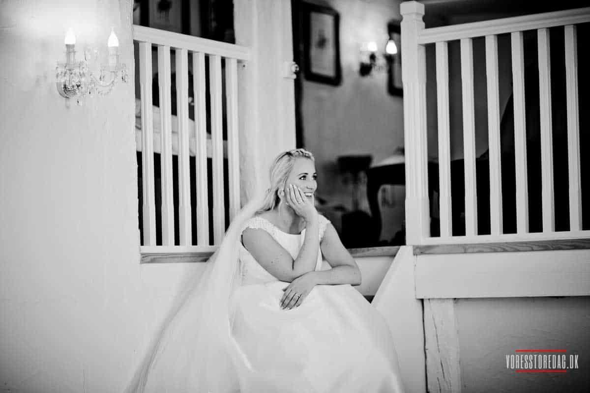 Bryllup i historiske rammer - Bryllup på slot - Slotsbryllup