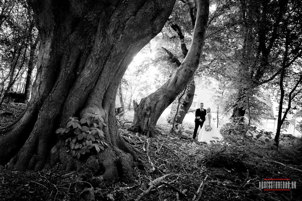 Brudebuketten - fotograf til bryllup - Bryllupsfotografering