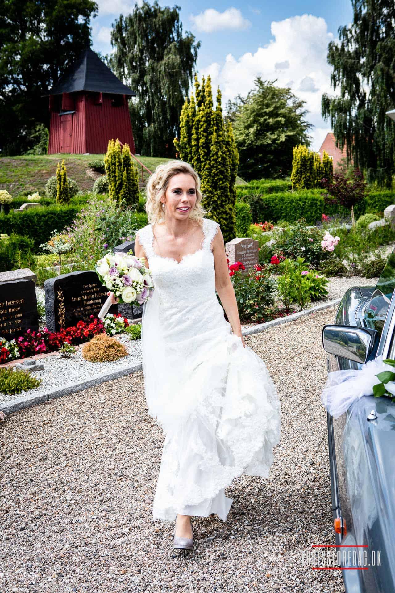 bryllup Tyrstrup kro | Bryllupsfoto i 2019 | Wedding