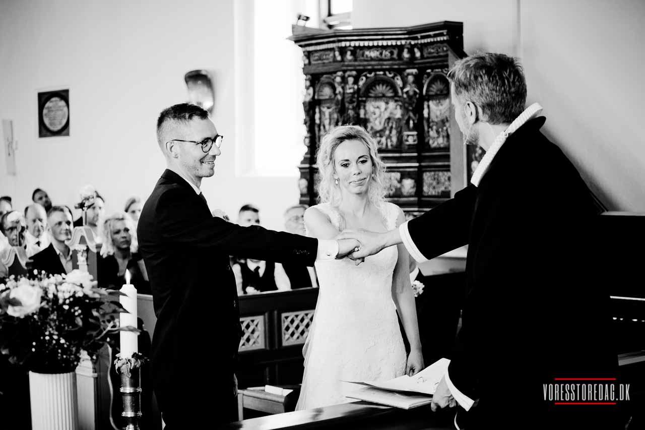 Hvor kan man holde bryllup?