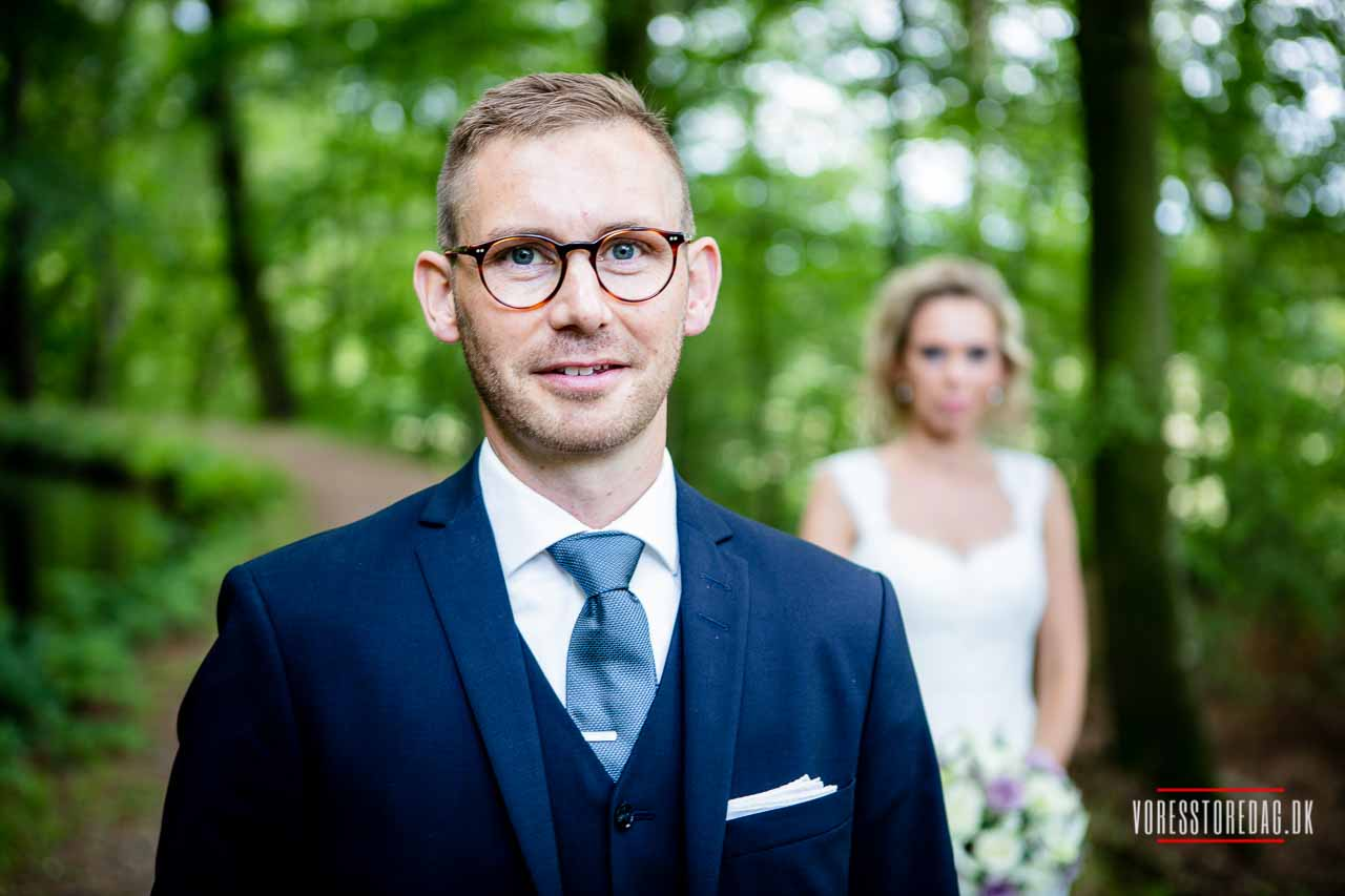 bryllup sønderjylland Tyrstrup Kro