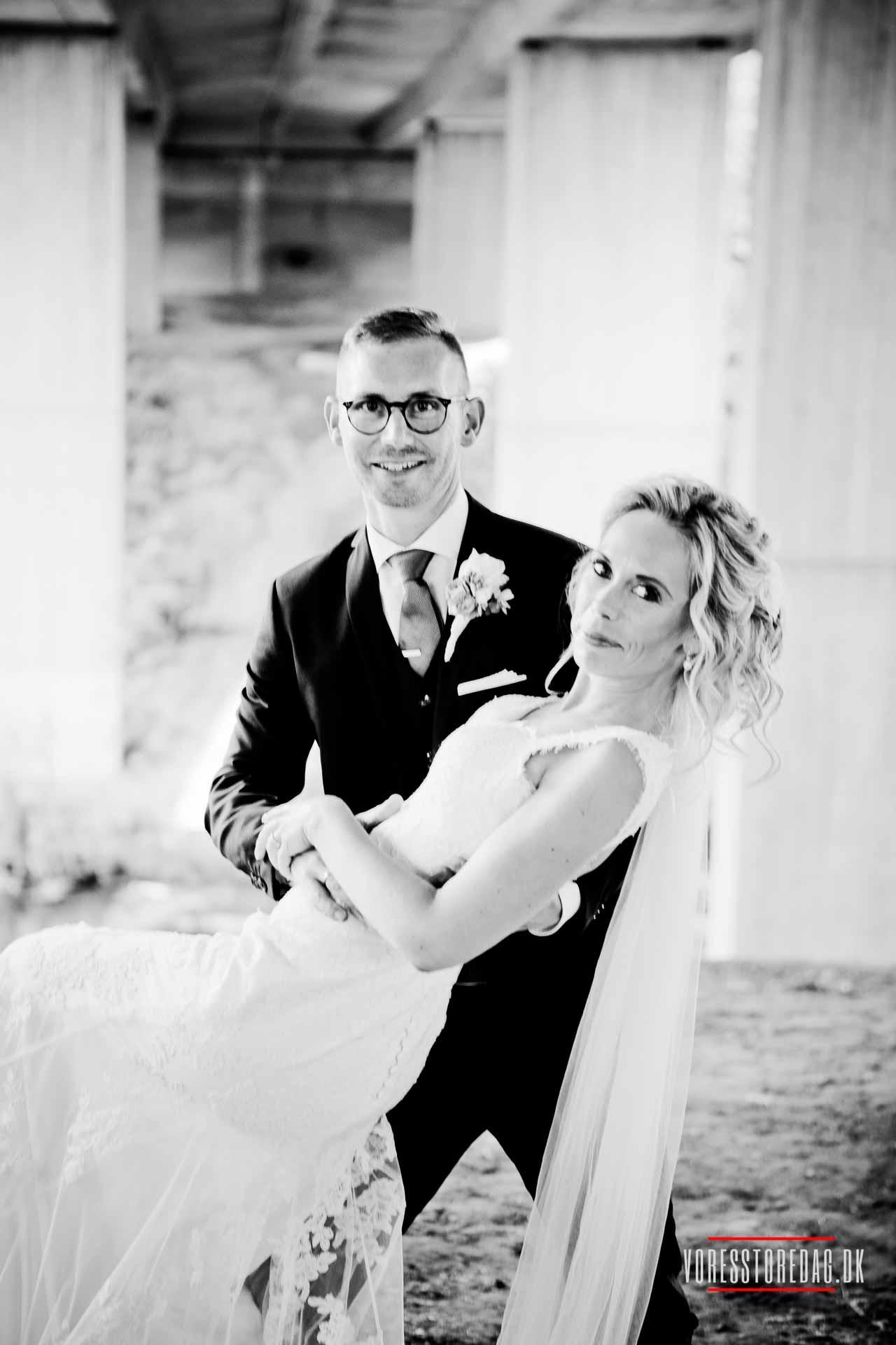 Bryllup i Sønderjylland | Hold bryllupsfest på Tyrstrup Kro