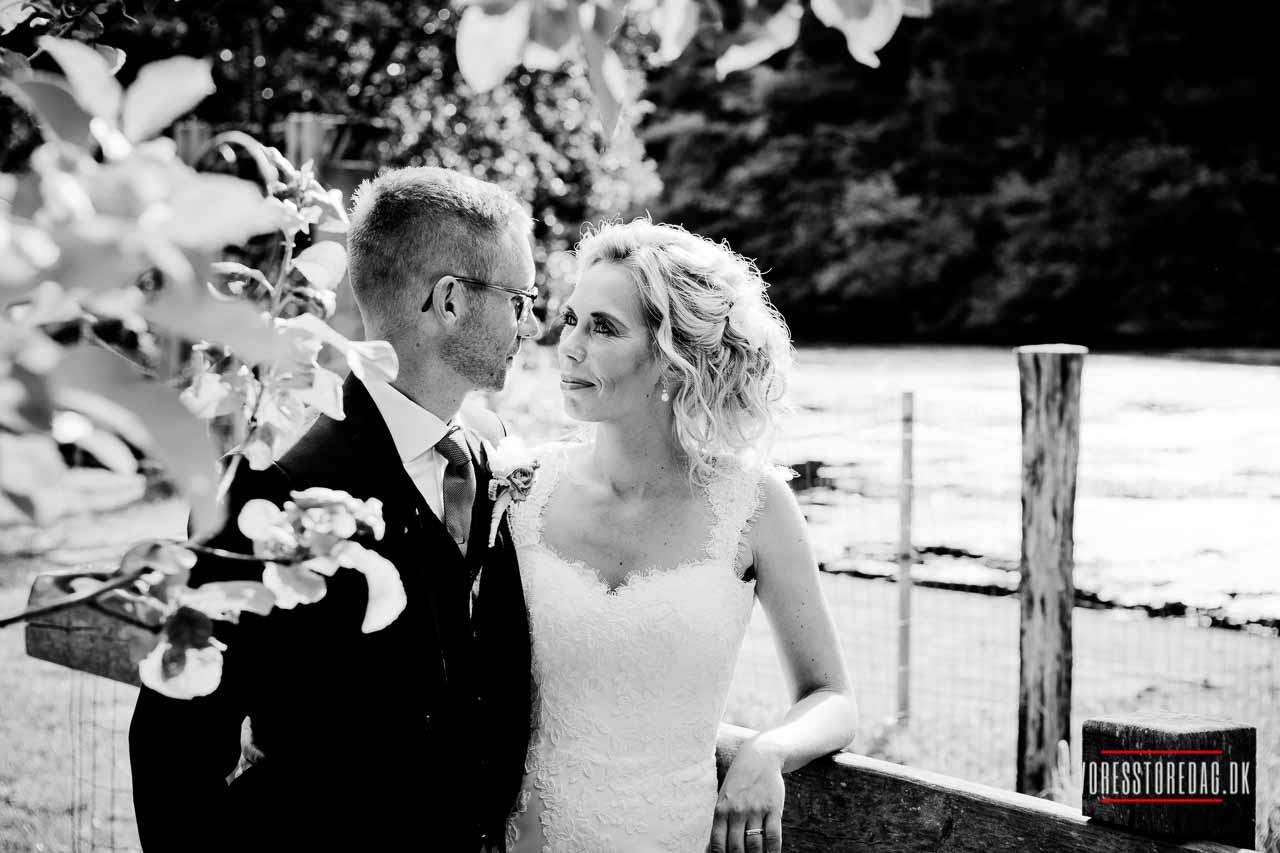 Bryllup Sønderjylland - Bryllupsfotograf