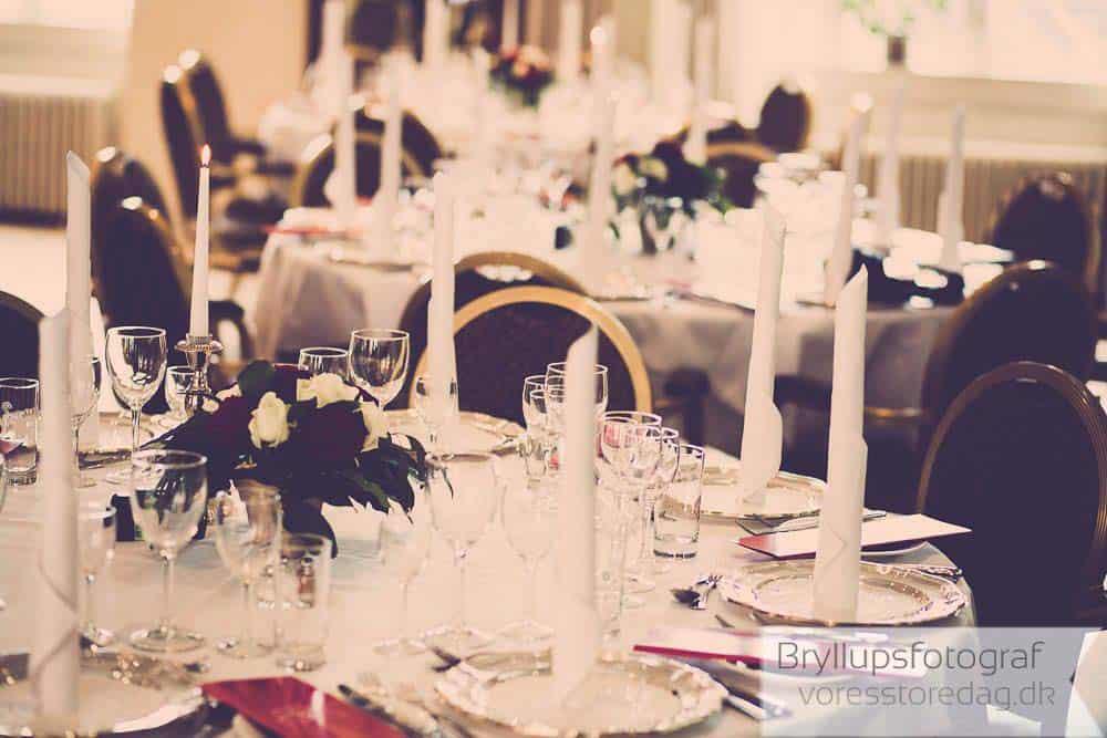 Bryllup Hotel Vinhuset næstved 1