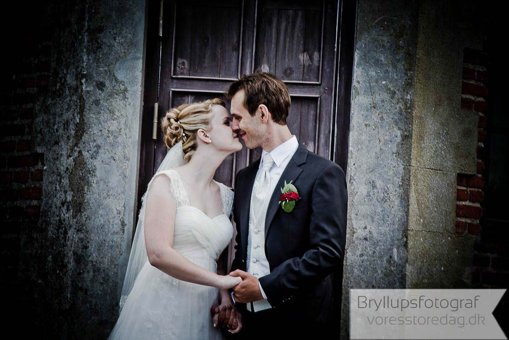 Rønnebæksholm bryllup