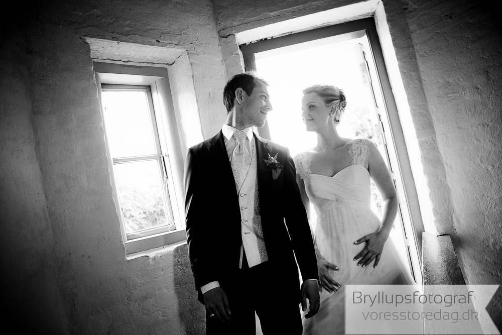 brylupsbilleder Rønnebæksholm