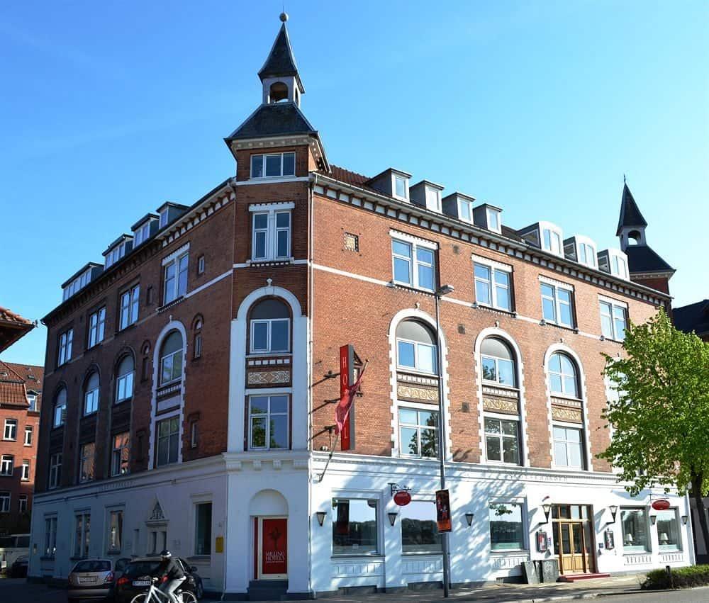 Bryllup i Odense på Hotel Ansgar