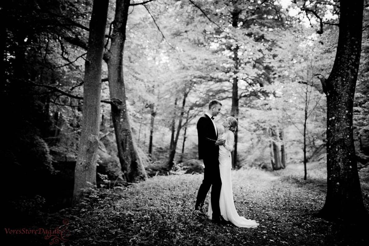 Landsdækkende bryllupsfotografer - naturligvis