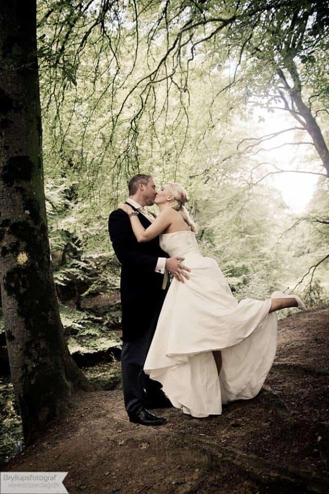 Skovkanten bryllup