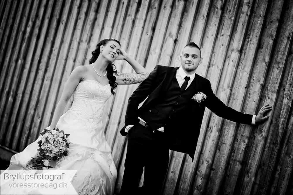 Rold Gammel Kro bryllup