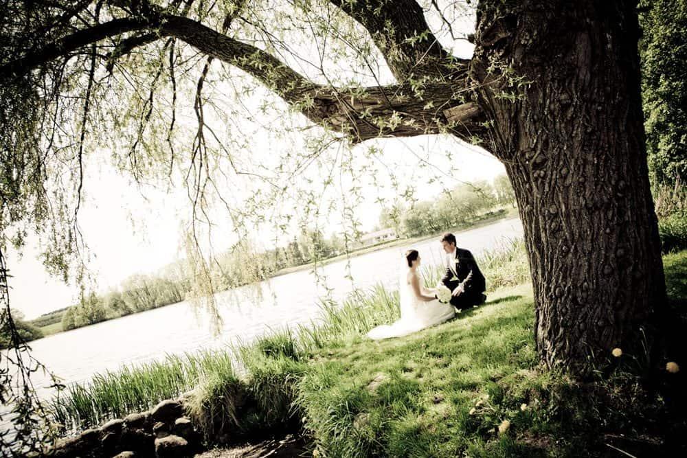 bryllupsfoto i Odense