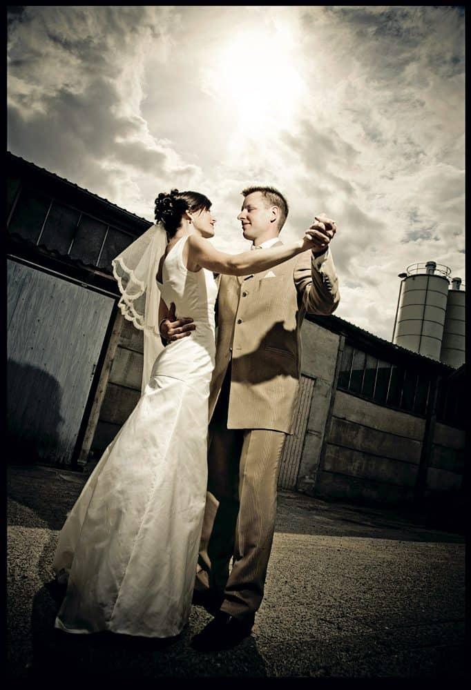 Bryllupsfotografer i Vejle