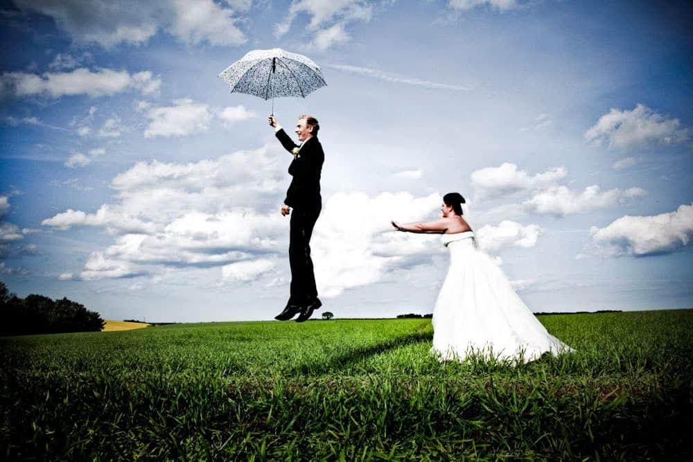 Bryllupsfotografer i Skanderborg