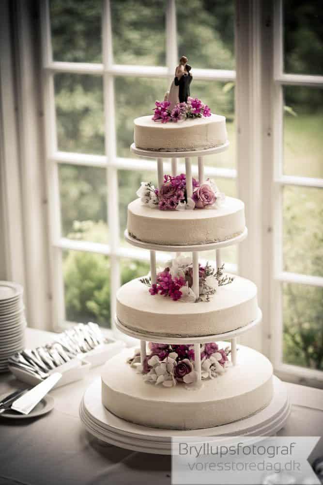 Bryllup og fest Lyngby - Bryllupsfotograf Vores Store Dag