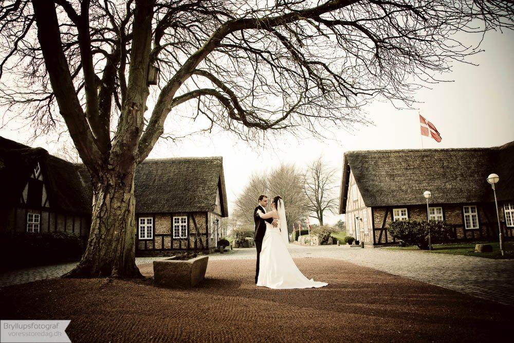 Brudepar Majbritt og Michael