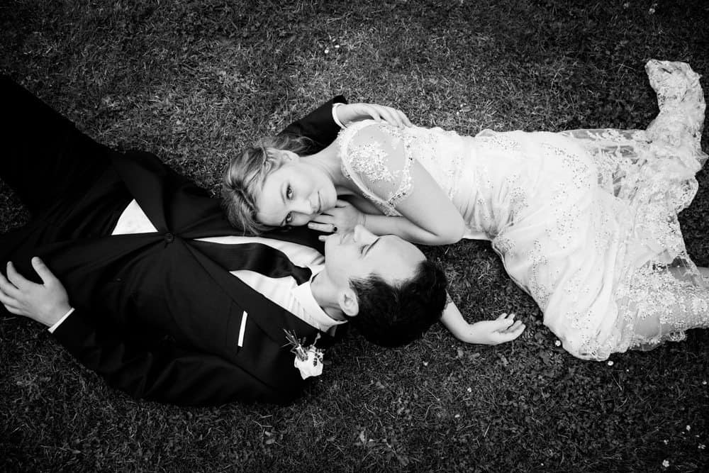 bryllupsfotografering Samsø