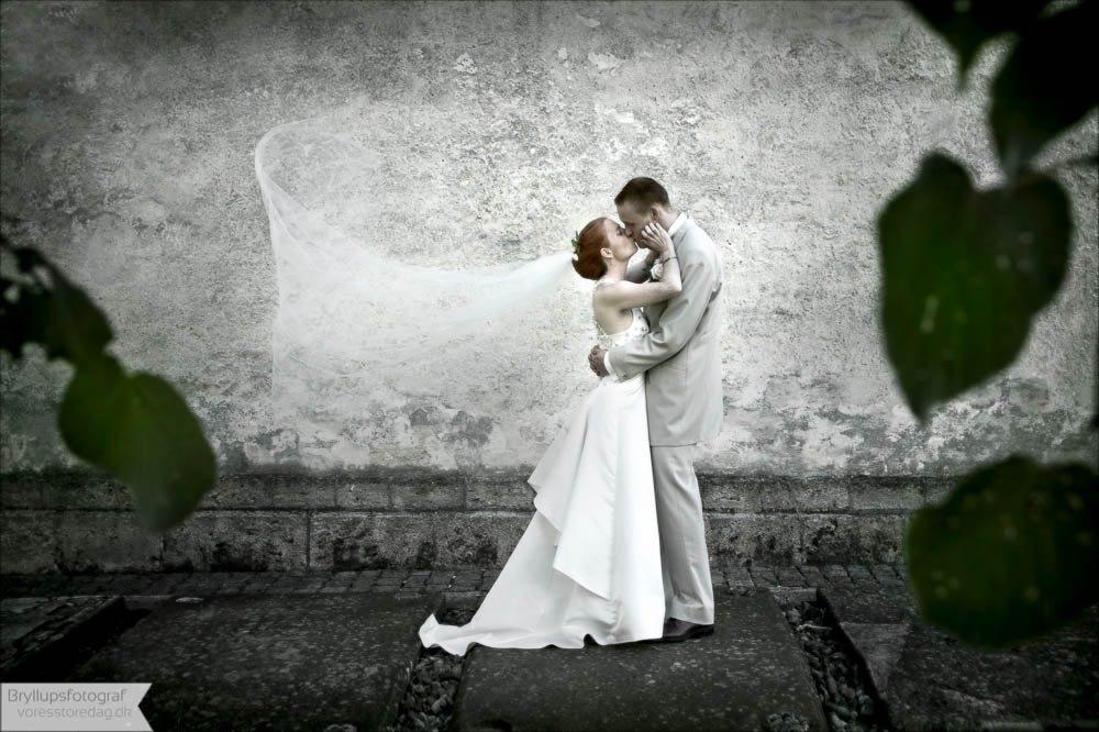 Brudepar Mette og Per
