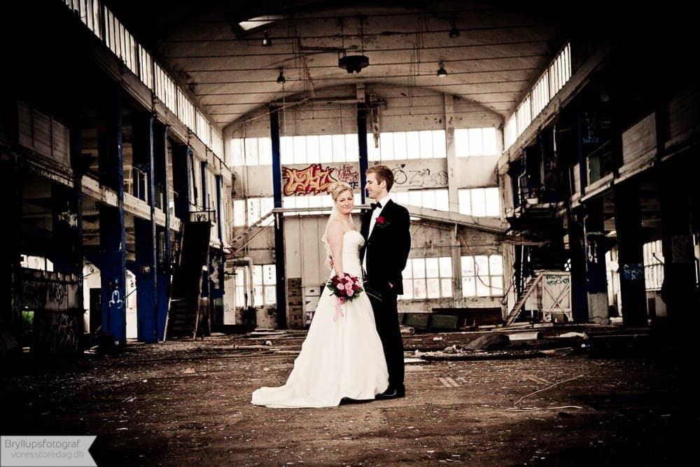 Brudepar Ann og Rasmus