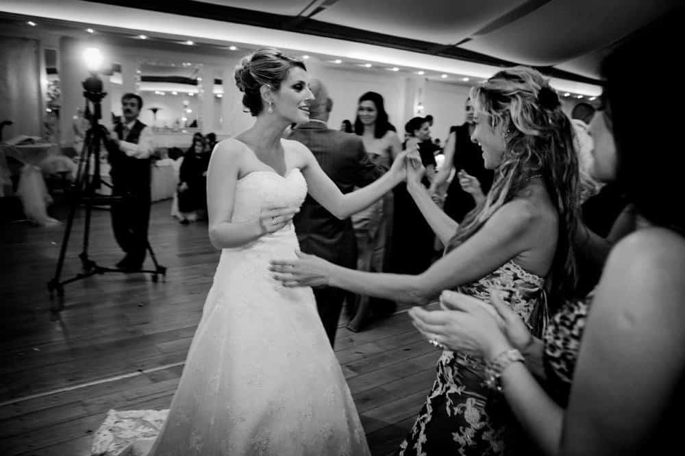 bryllup fest