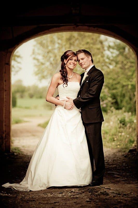 bryllupsbilleder-skive