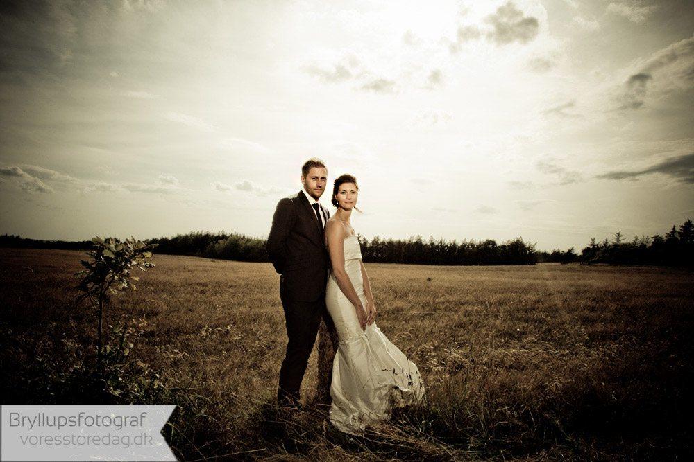 Gl. Løgten Strandkro bryllup