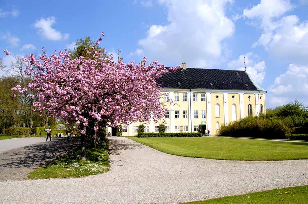 Gavnø Slot og gavnø gods
