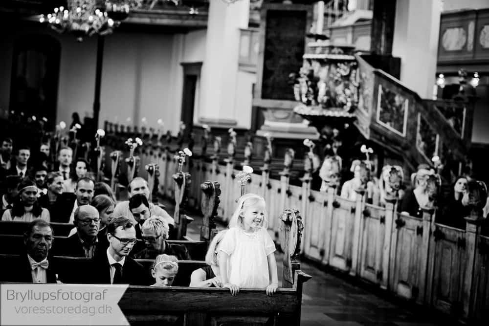 Bryllup Trinitatis Kirke 14