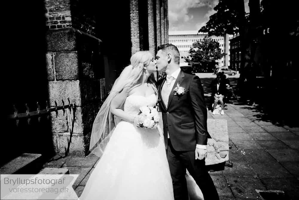 Bryllup Trinitatis Kirke 18