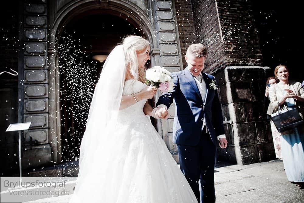 Bryllup Trinitatis Kirke 22