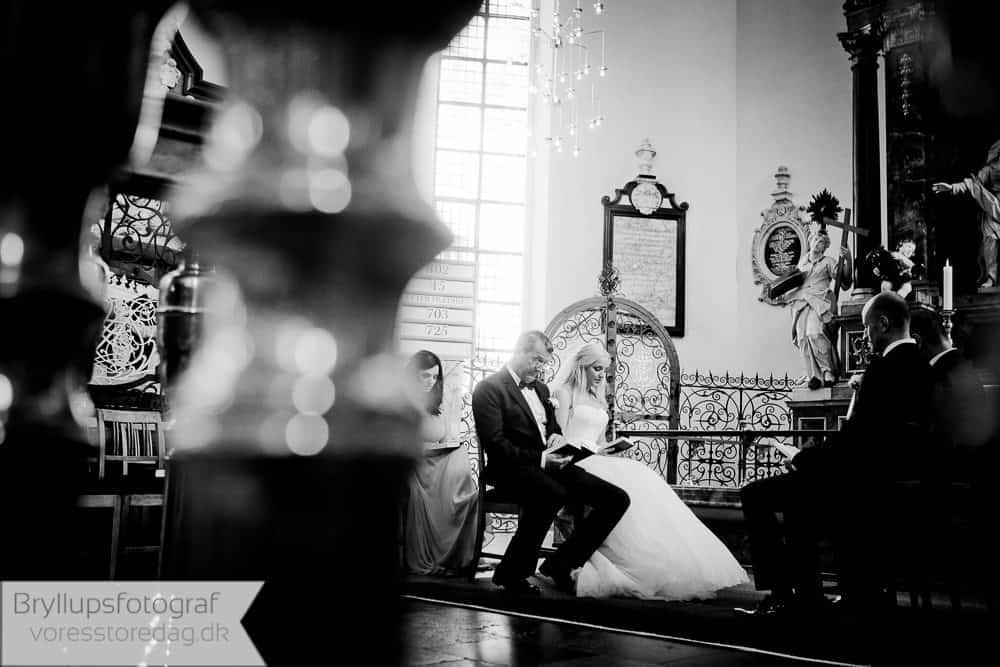 Bryllup Trinitatis Kirke 8