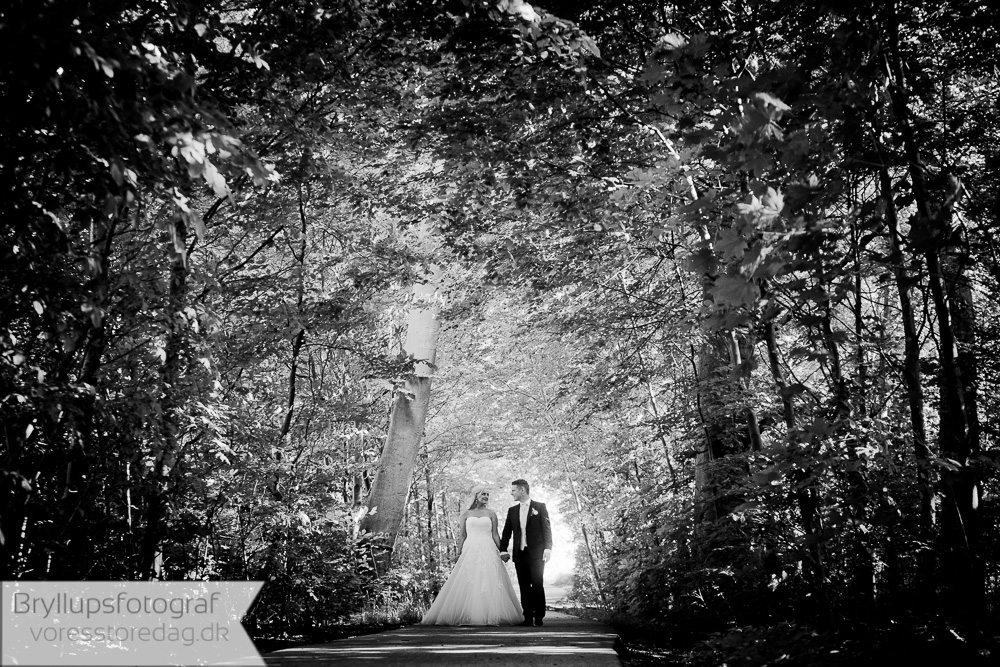 skodsborg kurhotel bryllupsfoto 11
