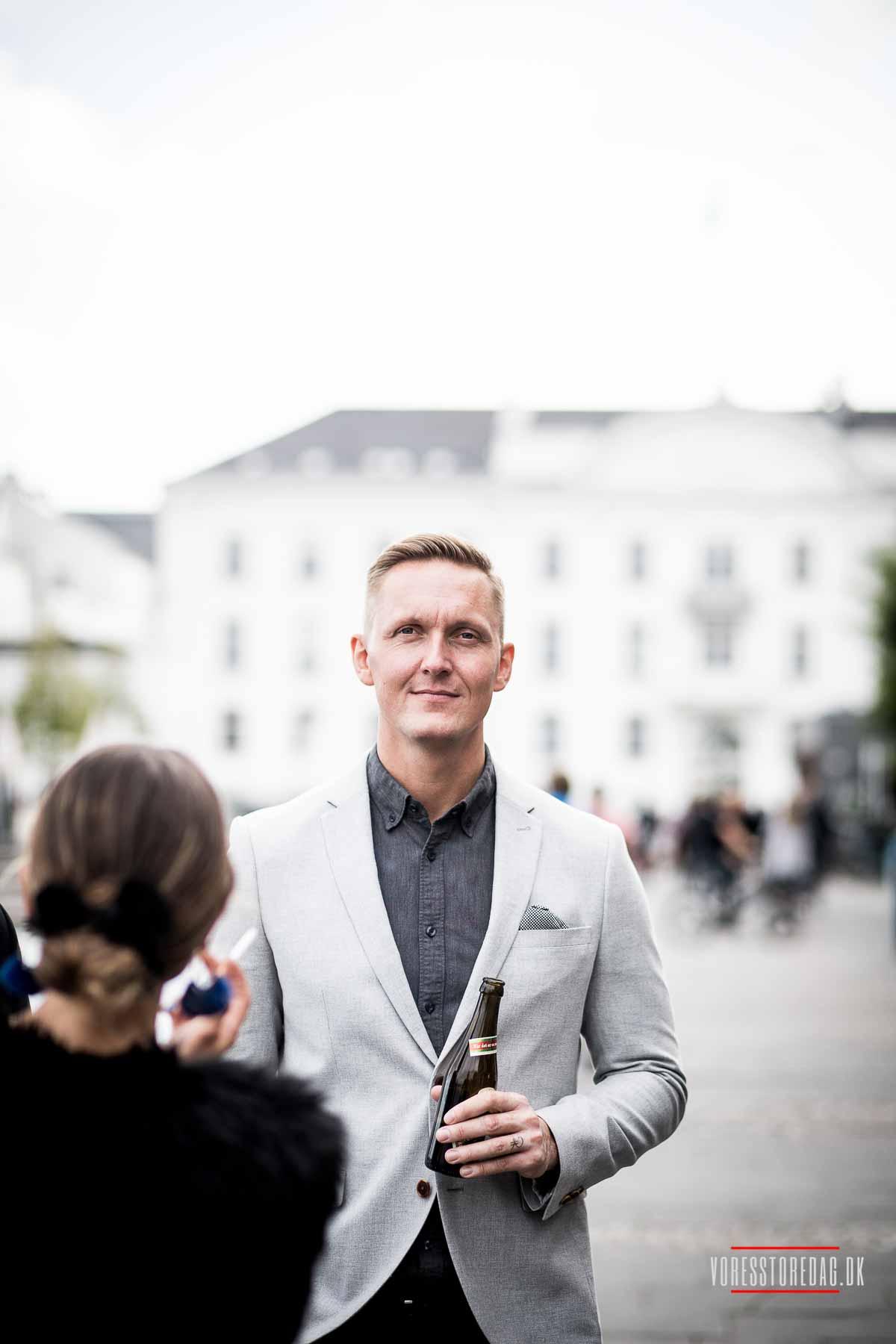 Bryllupsfotograf København og Sjælland