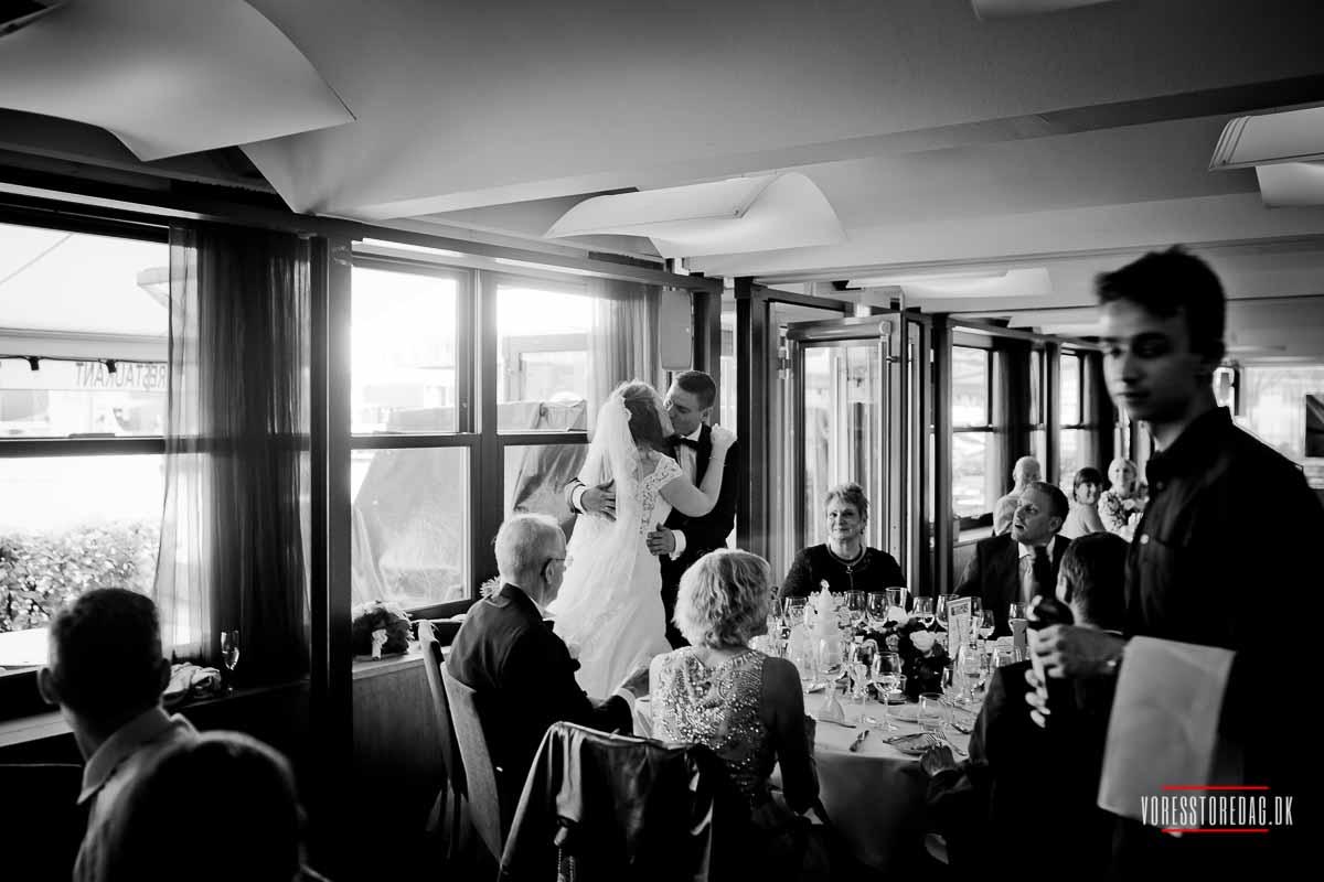 Billeder af admiral hotel bryllup