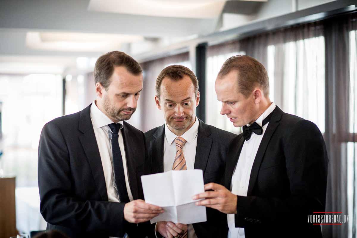 Hold et uforglemmeligt bryllup på Admiral Hotel i København ...