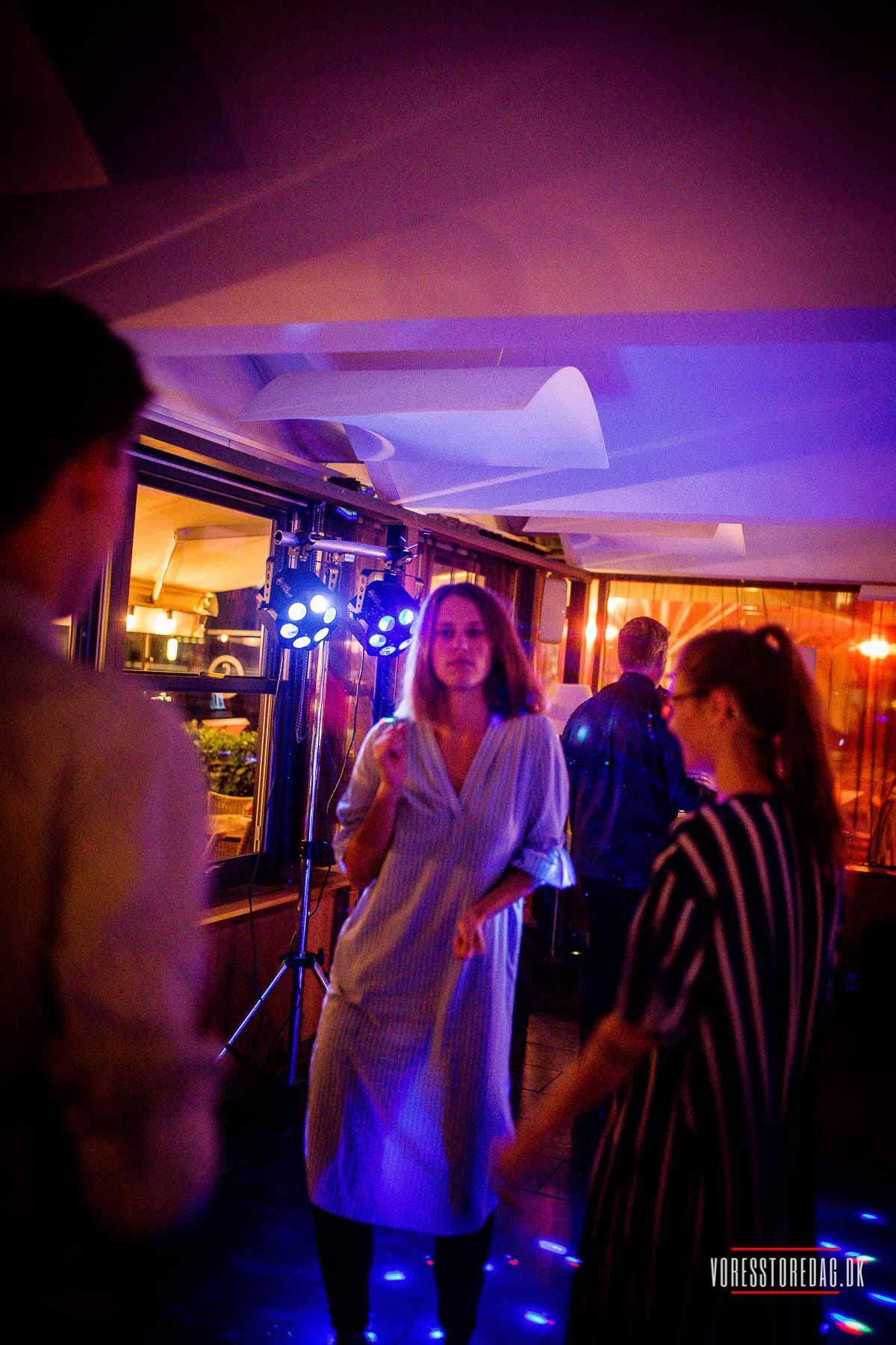 bryllupsfester på Admiral Hotel