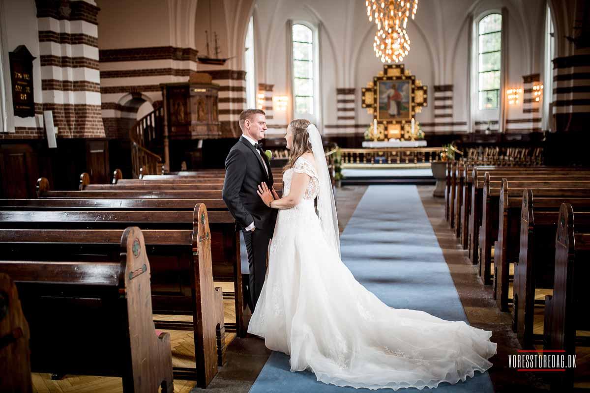 Bryllupsfotograf Amager, København