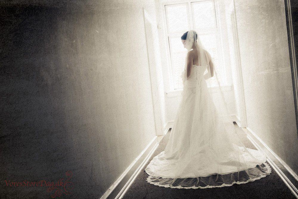 Anerledes bryllupsfotograf
