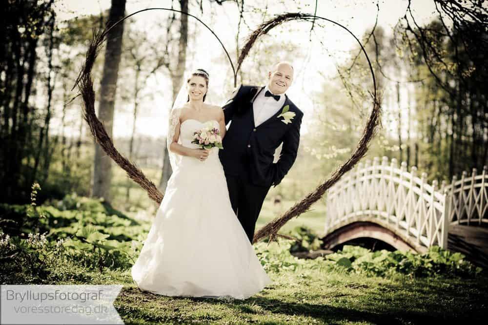 Hirtshals foto bryllup