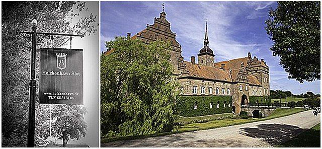 Holckenhavn Castle30