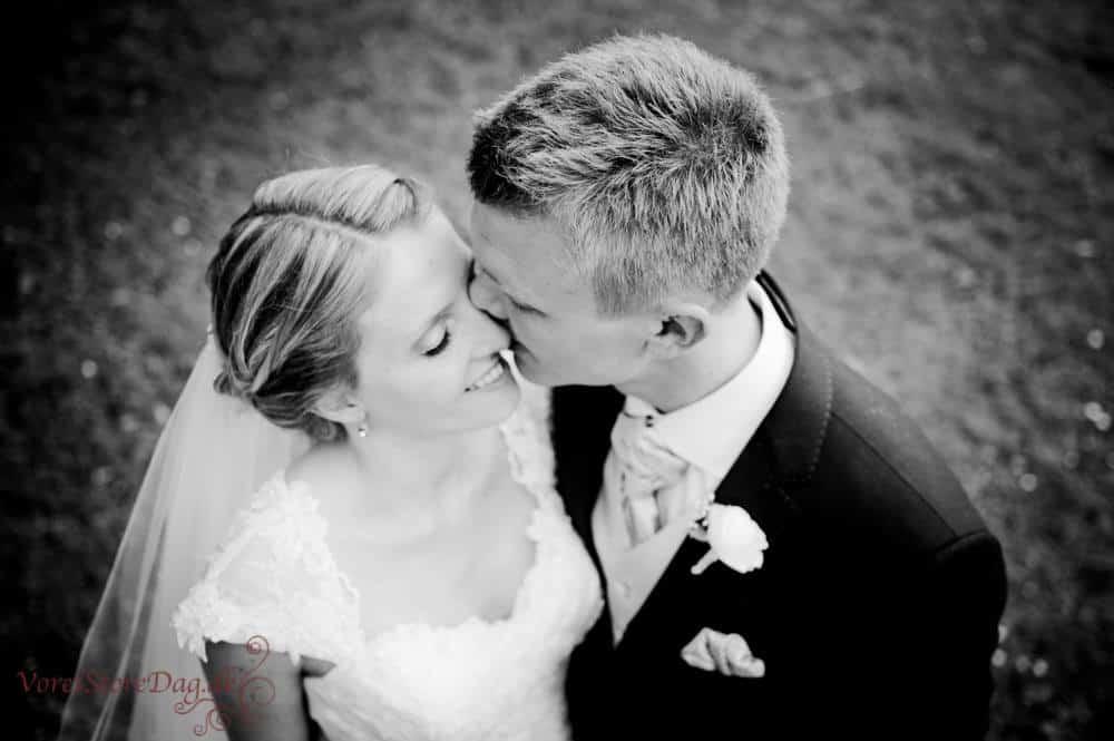 bryllup i Frederikshavn