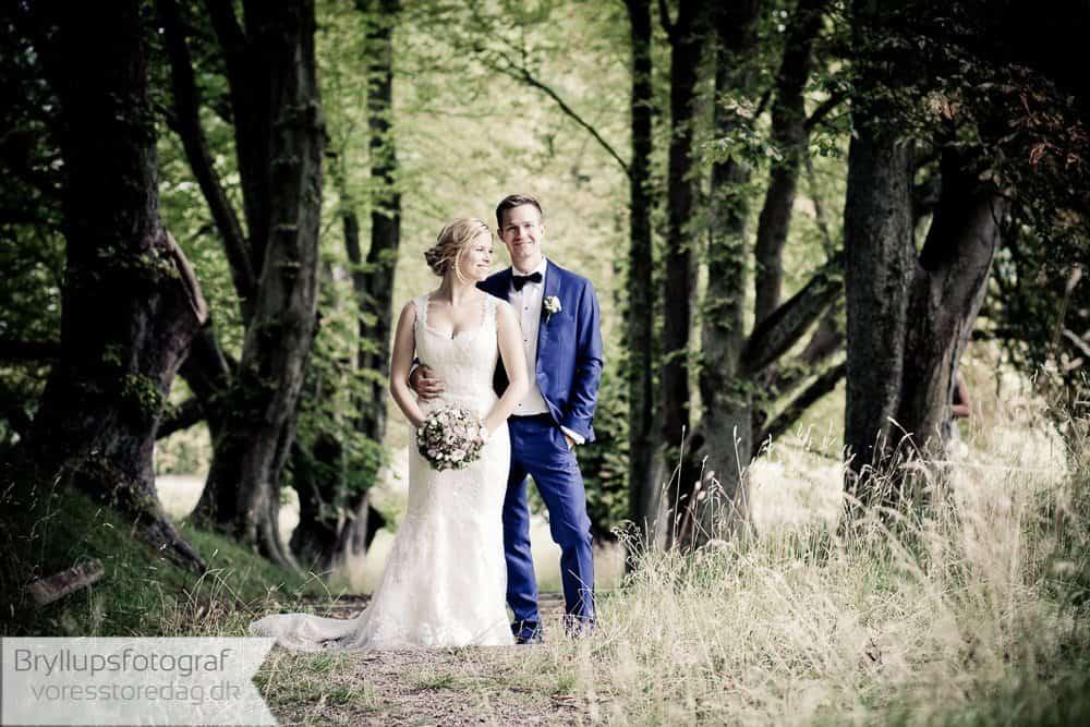 Bryllup på Helenekilde badehotel